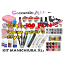 Kit Manichiura XL2 Bonus