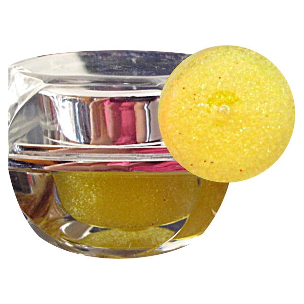 Gel Unghii Lemon Glitter