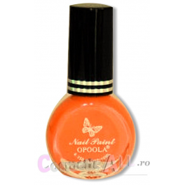 Oja Orange Stampila 10ml
