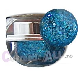 Gel Metallic Blue Extra