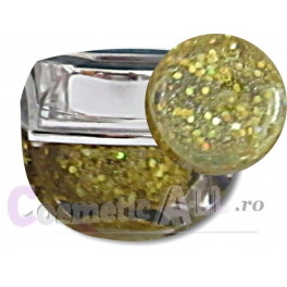 Gel Gold Glitter Extra