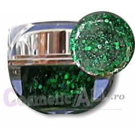 Gel Metallic Green Extra