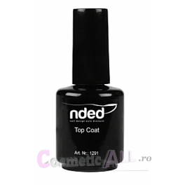 Top Coat Unghii NDED