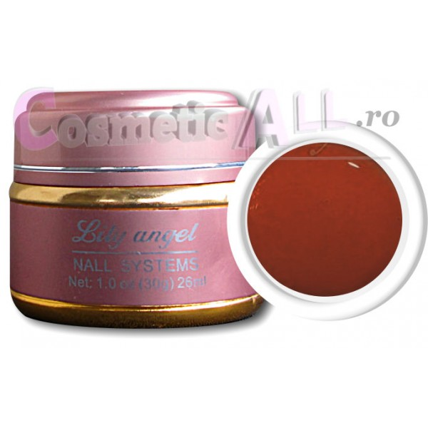 Lily Angel Gel UV Constructie Coffee