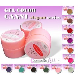 Gel Color CANNI Elegant Series