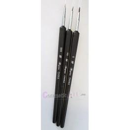 Pensule Nail Art Set 3