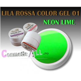 LILA ROSSA Neon Lime