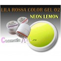 LILA ROSSA Neon Lemon