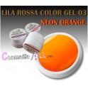 LILA ROSSA Neon Orange