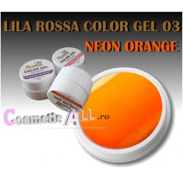 LILA ROSSA Neon Orange