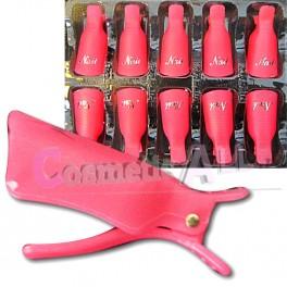 Clipsuri cu arc pentru degete