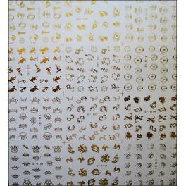 Sticker-Tatuaj Unghii SY-T116