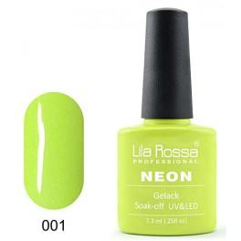 Oja Semipermanenta Lila Rossa Neon 001