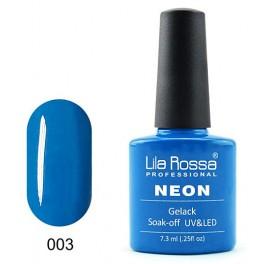 Oja Semipermanenta Lila Rossa Neon 003