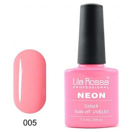 Oja Semipermanenta Lila Rossa Neon 005