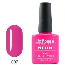 Oja Semipermanenta Lila Rossa Neon 007