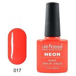 Oja Semipermanenta Lila Rossa Neon 017