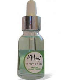 Ulei Cuticule Miley Melon Light Green 14ml