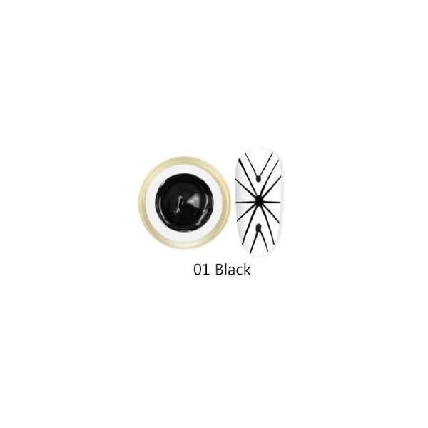 Gel CANNI Spider 01negru