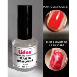 Magic Remover LIDAN 15ml