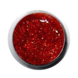 Gel UV Color Lila Rossa 031 (glitter)