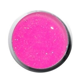 Gel UV Color Lila Rossa 074 (glitter)