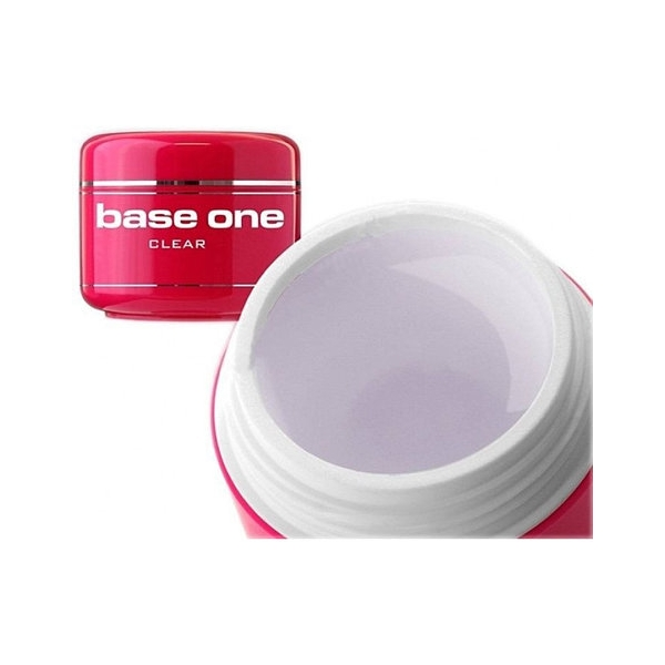 Gel UV Constructie Unghii BaseOne Transparent 30g