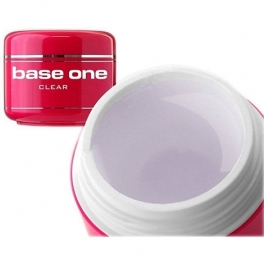 Gel UV Constructie Unghii BaseOne Transparent 100g