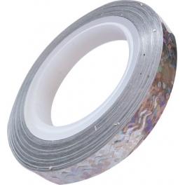 Banda Adeziva Lata Argintie 6mm