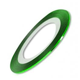 Banda Adeziva Individuala Verde 1mm