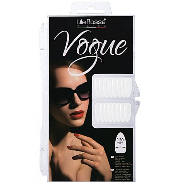 Vogue Tipsuri Naturale KG107 120buc