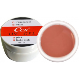 Cover Gel UV Ccn Yellowish Pink